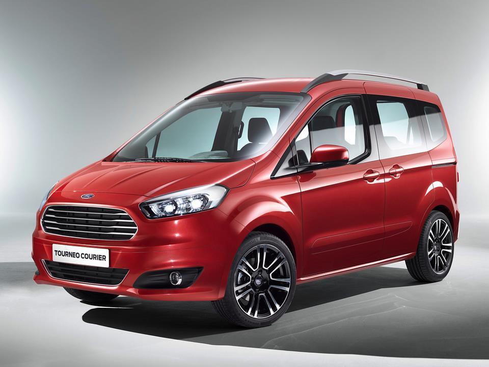 2014 Ford Tourneo Courier İncelemesi Özellikleri ve Fiyatı