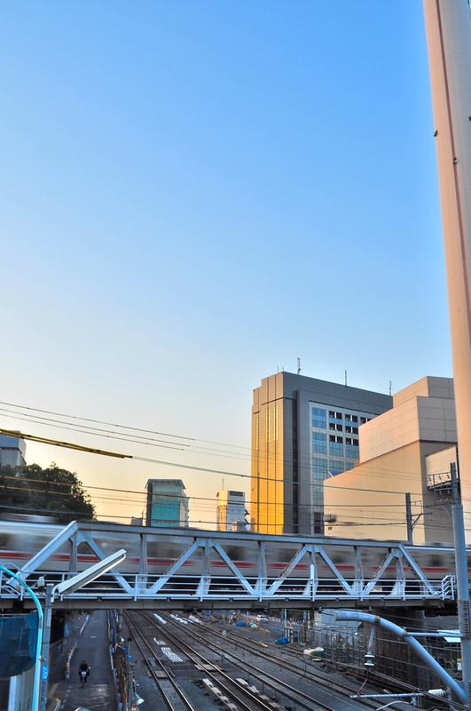 Tokyu Toyoko Line Shibuya~Daikan-yama
