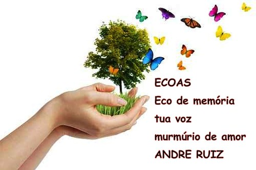 ECOAS by amigos do poeta