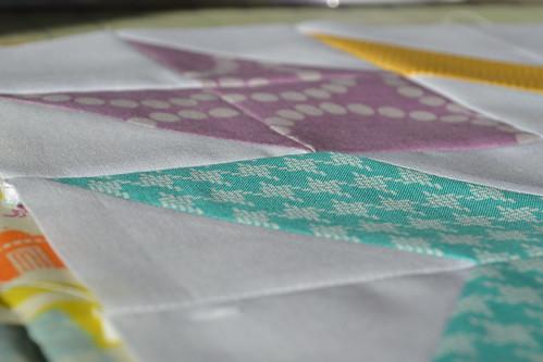 March Fresh Mini Quilt