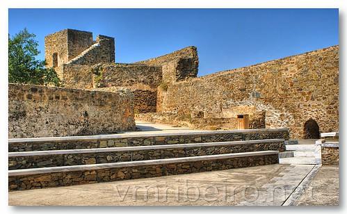 Castelo de Mértola by VRfoto