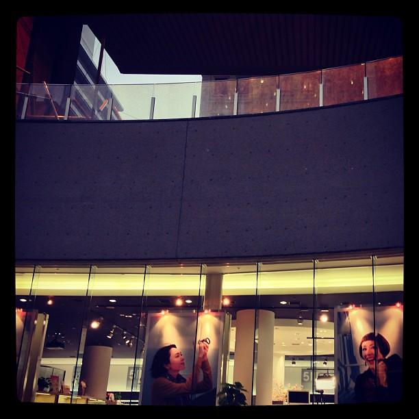Photo:EOS M 返却done。ダイビル裏のホテルモントレーの駐車場に入れたのでサクッと来て即離脱。ここのP、若干安いしね。 By double-h_by_phone