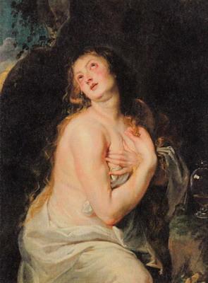 悔悛のマグダラのマリア