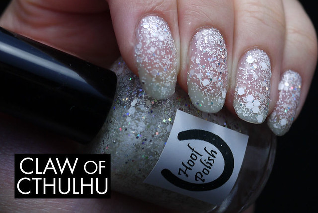 Hoof Polish Just One More Time Swatch