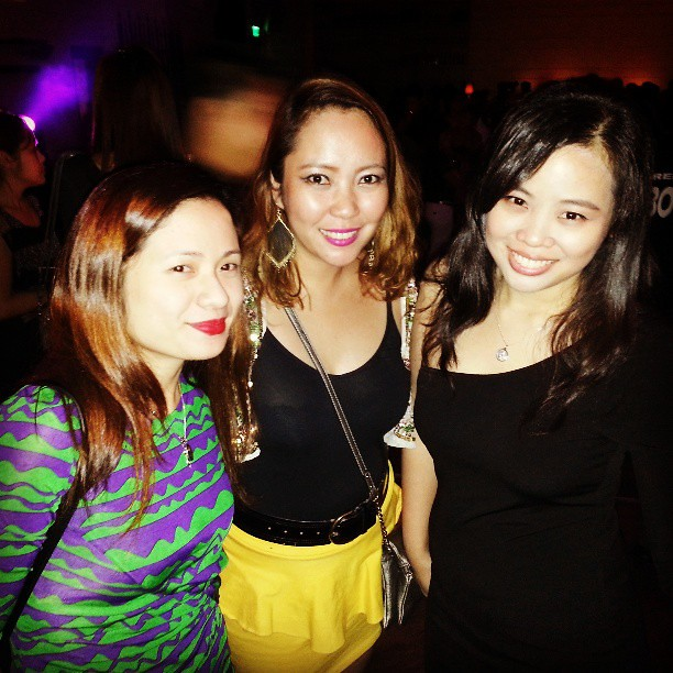 Night on the town with my girls ♥♥♥ @veratush @binkkihipolito #lastnight #FridayNight #Weekend #girlfriends #friendships #MyManila #NightOut