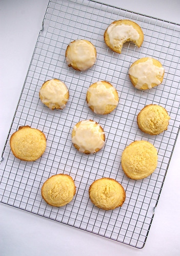 Lemon Polenta Cookies - Patent & the Pantry