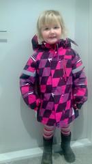 Signes nye jakke (mar 2013)