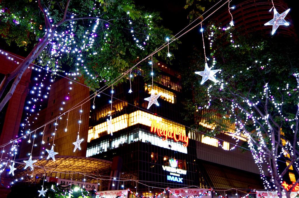新北市歡樂耶誕城亂亂拍