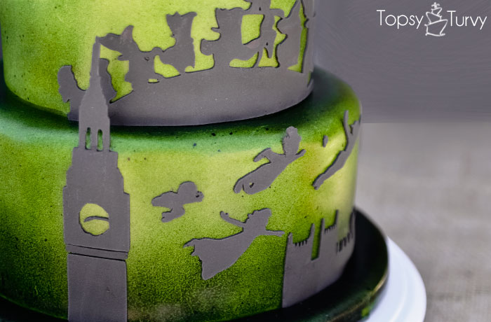 big-ben-silhouette-shadow-ombre-fondant-birthday-cake