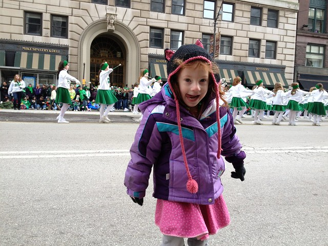 Cleveland St. Patrick's Day Parade