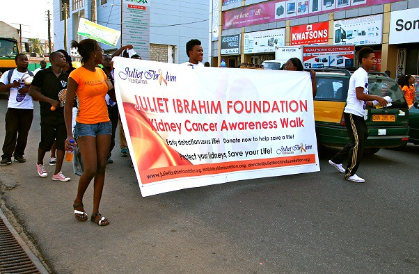Juliet Ibrahim Foundation Divas Car wash (9)