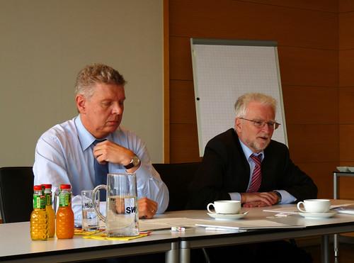 MVG-Geschäftsführer Herbert König stellt das neue Leistungsprogramm vor