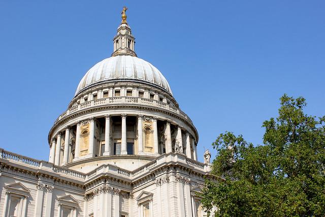 St Paul's Cathedral de Londres