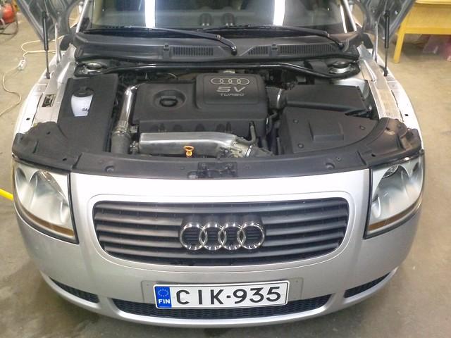 Pellepoliisi's bensa kutonen nelkku ja ex Lichtsilber TTQ  8581255916_96d2470d5d_z