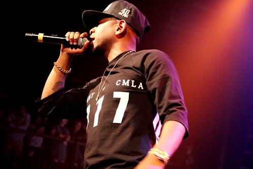 Kendrick Lamar - Byron Blues Festival Schedule