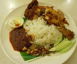 Nasi Lemak Village Park @ Damansara Utama - Petaling Jaya [http://esdelima.blogspot.com]
