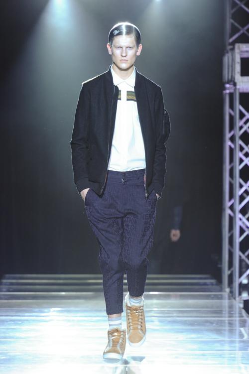 FW13 Tokyo yoshio kubo005_Robert Edenius(Fashion Press)