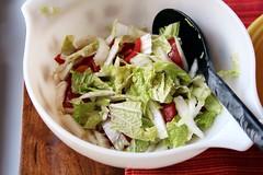 Napa cabbage salad