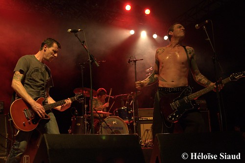 Burning Heads - Mondial du Tatouage - Le 104 - 23.03.13