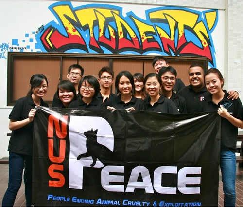 NUS PEACE's Animal Welfare Symposium 2012