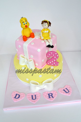 tweety cake by MİSSPASTAM