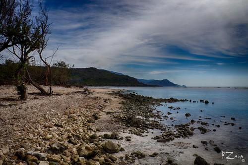 beach water coast cuba shoreline caribbean russ santiagodecuba zara sonyslta77v russzara rzara