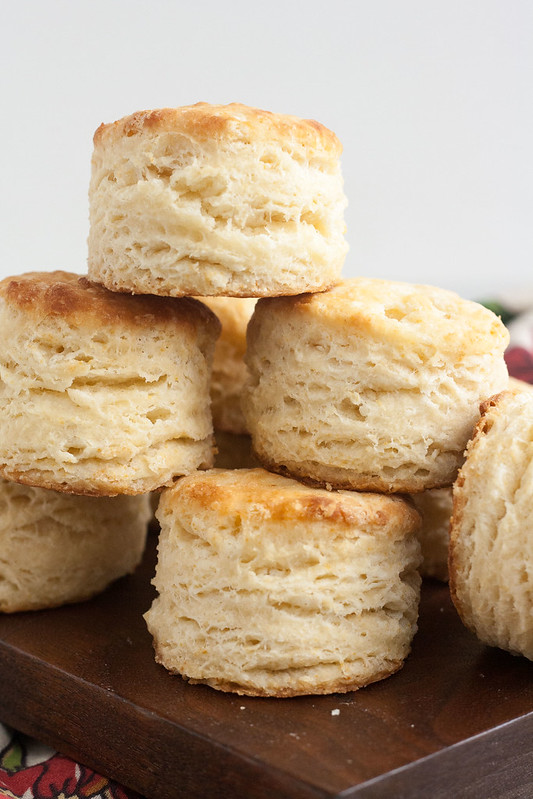 Foolproof Flaky Buttermilk Biscuits | Tracey's Culinary Adventures