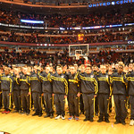 New Recruits Enlist At A Chicago Bulls Game
