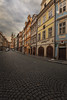 The Streets of Malá Strana