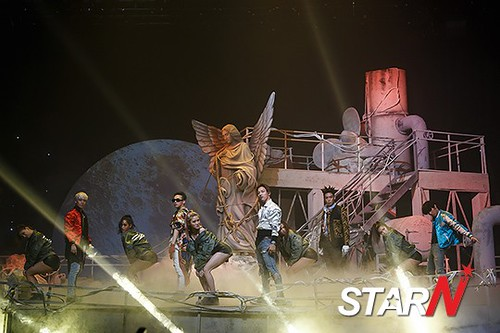 Big Bang - Mnet M!Countdown - 07may2015 - StarN - 01
