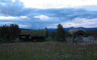 Summer evening in Valdres