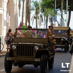 Celebration 2016, liberation of Cannes in 1944