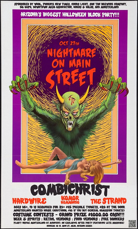 Nightmare on Main Street