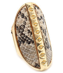 Your Fashion Jewellery - Snake Print Ring