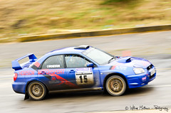 2013 Legend Fires North West Stages