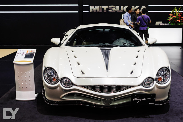 Mitsuoka Orochi, The 33rd Bangkok International Motor Show 2012