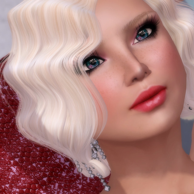 Close Up Tuli Skin for Valentine Event