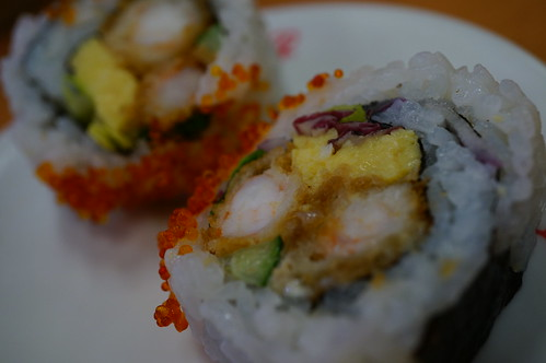 shrimp tempra roll