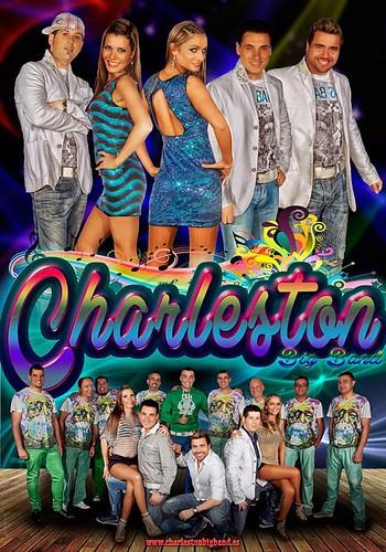 Charleston Big Band 2013 - orquesta - cartel