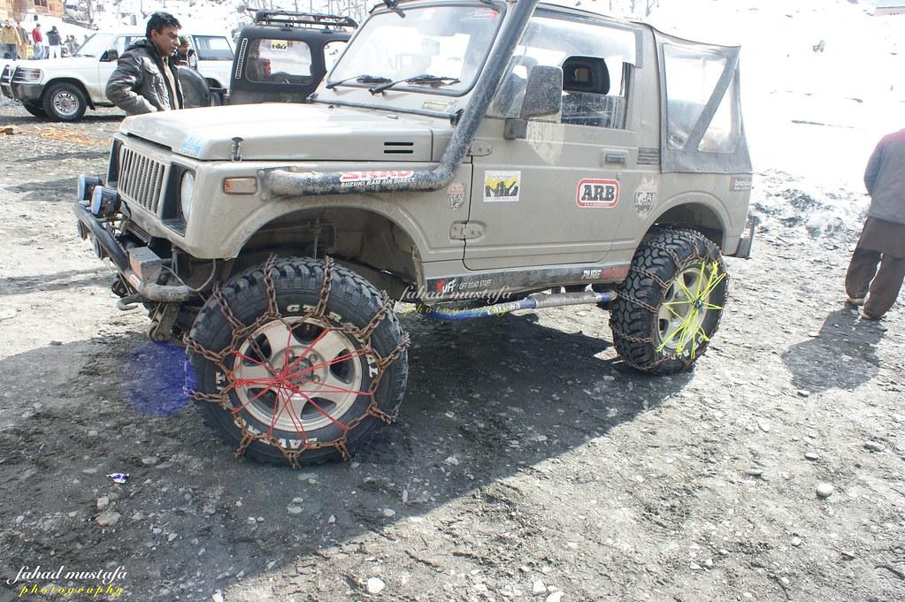 Muzaffarabad Jeep Club Neelum Snow Cross - 8471827736 16e0cb523a b