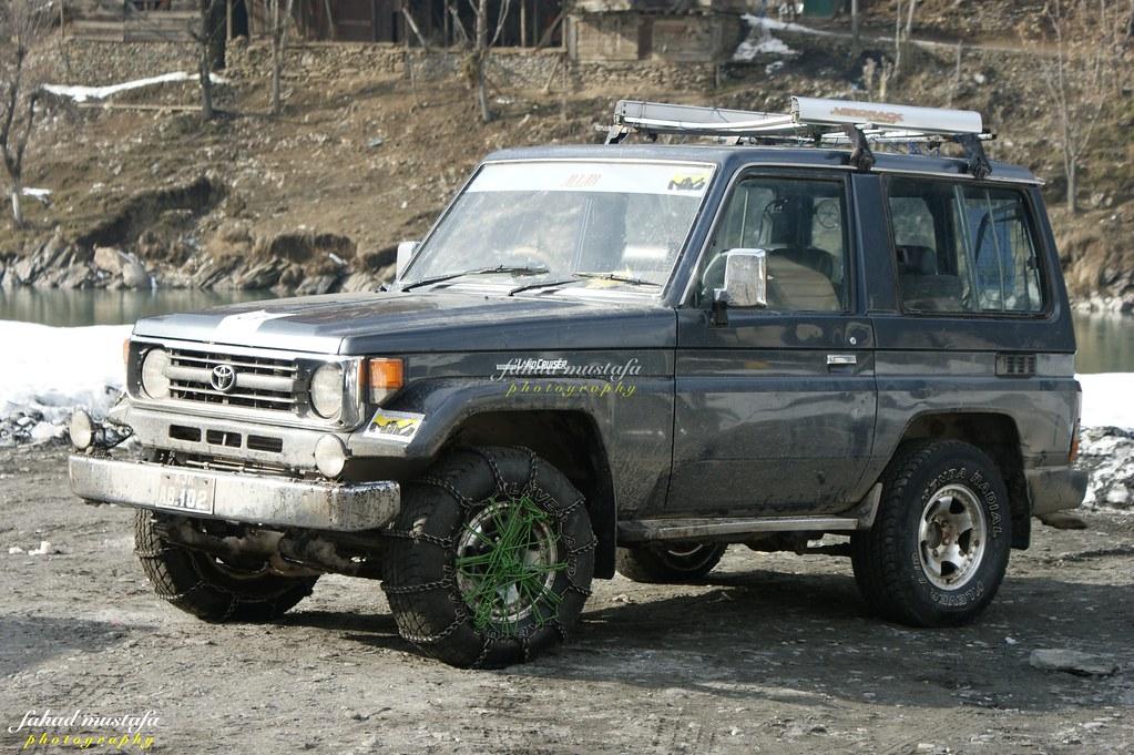 Muzaffarabad Jeep Club Neelum Snow Cross - 8471978294 c1d7b3b8bd b