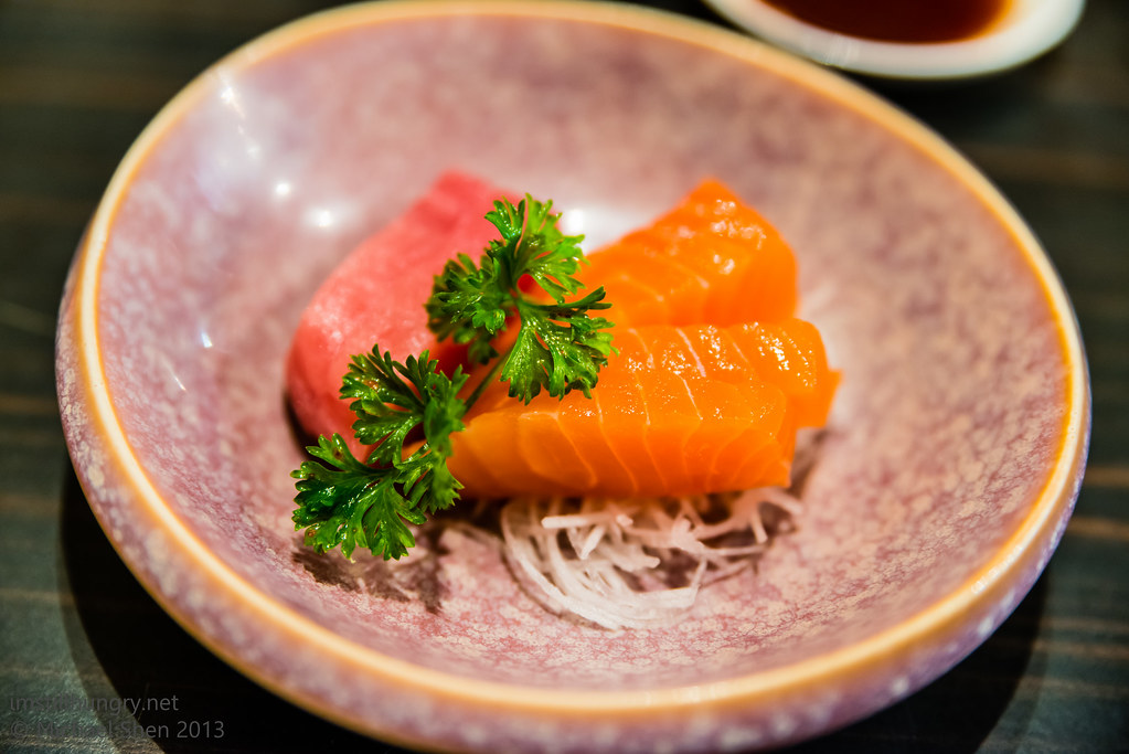 Sushi Samurai - assorted sashimi