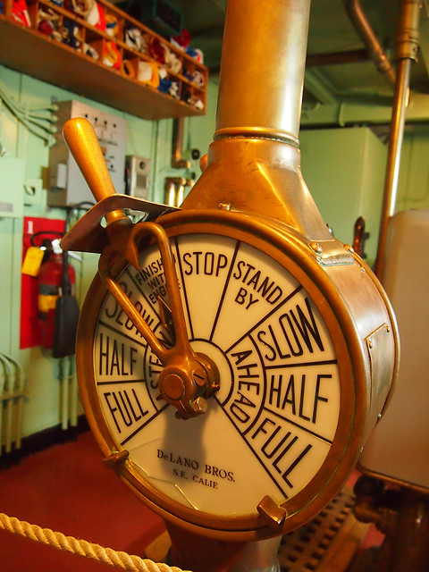 Titanic Engine Room Underwater: Fim Friday: SS Jeremiah O'Brien (Titanic