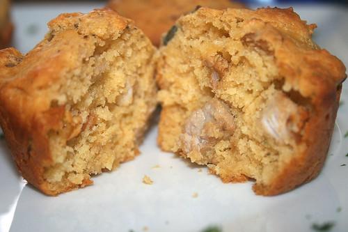 33 - Gyros-Tzatziki-Muffins - Querschnitt