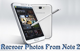 samsung galaxy note 2 recovery