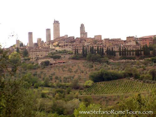 San Gimignano, Tuscany (Italy)