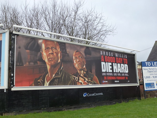 Header of A Good Day to Die Hard