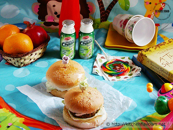 {Product Review}  Britannia Masala Chaas – Ek Cool Ehsaas & Burger with Green Mung Bean and Potato Patty