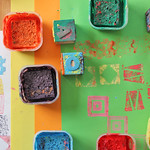 DIY Art Materials: How to Make a Stamp