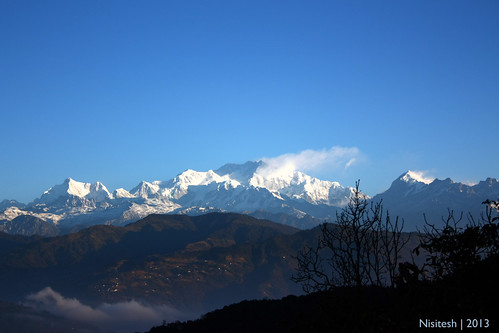 india mountain landscape north east himalaya darjeeling sikkim westbengal kanchan northbengal kanchanjangha snocapped kanchejunga dhotre kanchenja